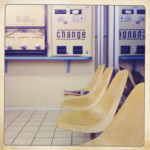 Day 113: Artist Date at the laundromat