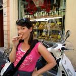 Rome: My favorite gelato