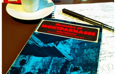 Memoirs of Montparnasse Cover
