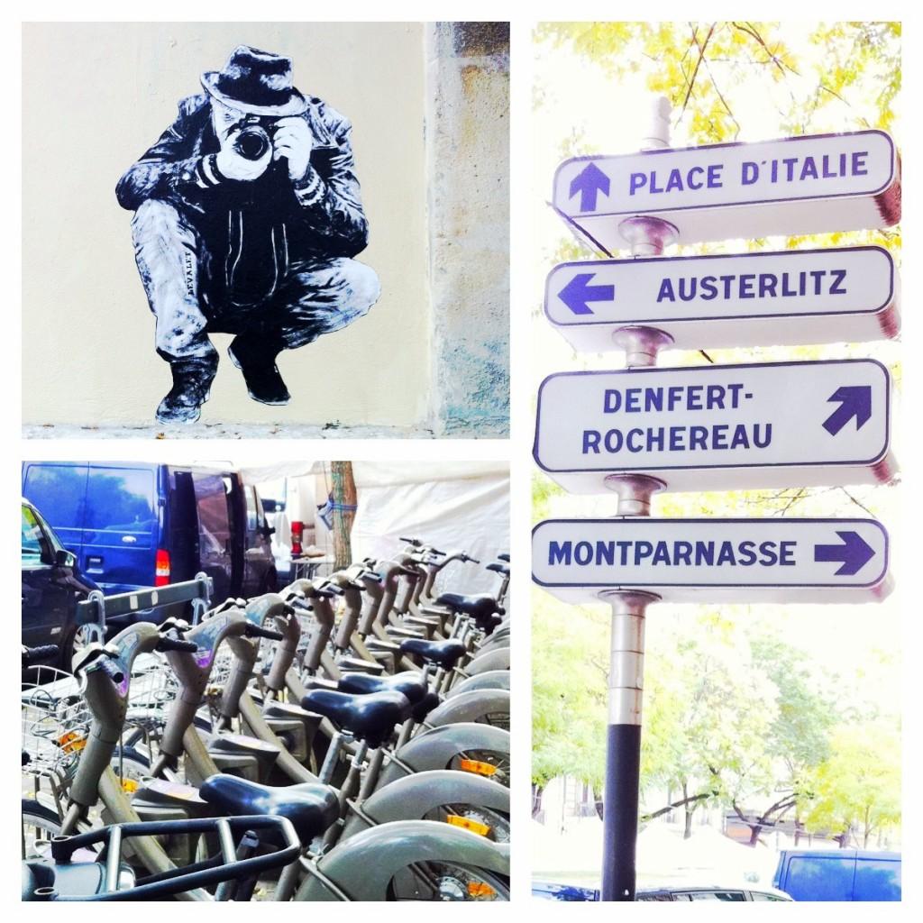 Street Life in Paris 11