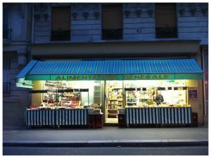 Green Grocer Paris