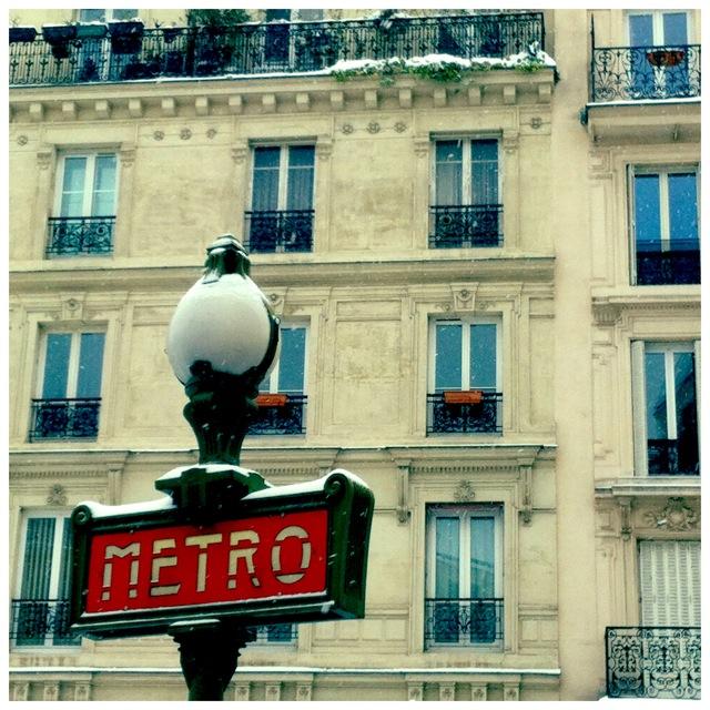 Metro snow