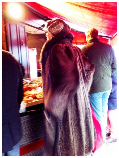 Paris Fur Coat