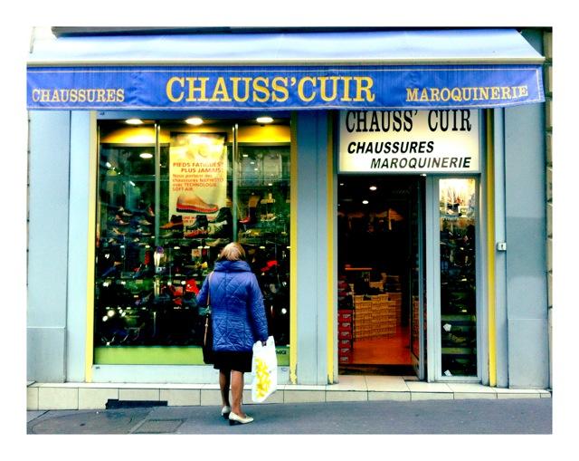 Paris Shoe Shop