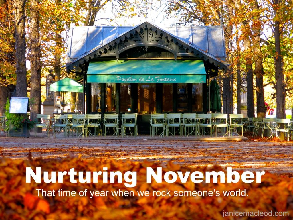 Nurturing November