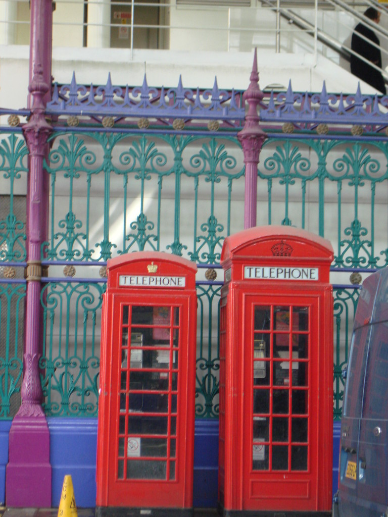 Erin Deli Smithfield's Market, London