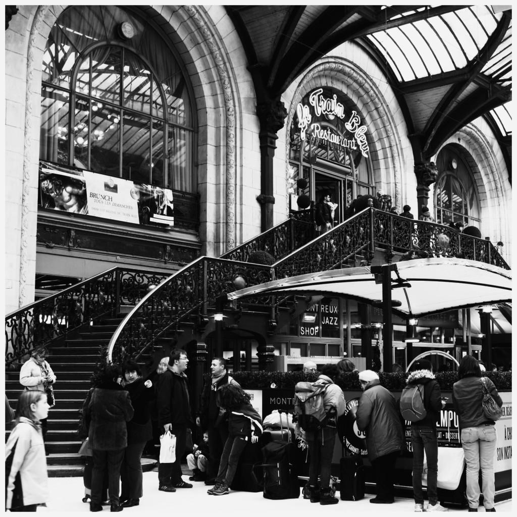 Gare de Lyon 5
