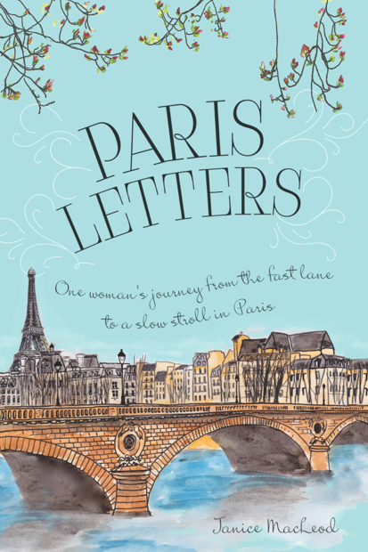 PARIS LETTERS Cover image