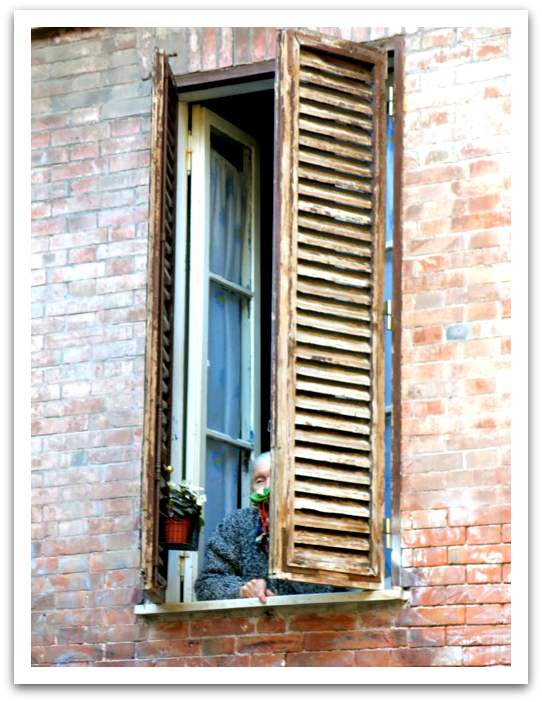 Window Lady