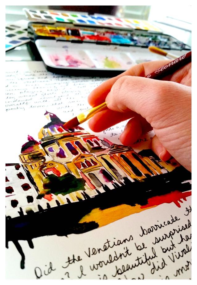 Travel Letter Venice