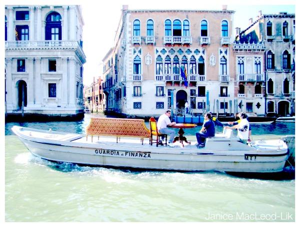 Venice Boat guys