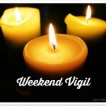Weekend Vigil: A good excuse to burn candles