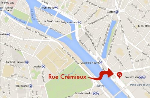 cremieux map