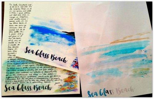 Three Sea Glass 2