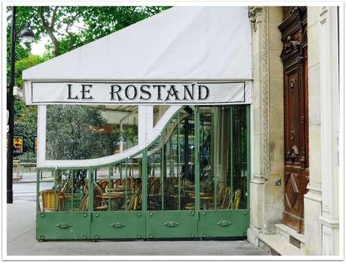 Le Rostand Paris
