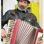 The Sweetest and Saddest Accordion Player in Paris