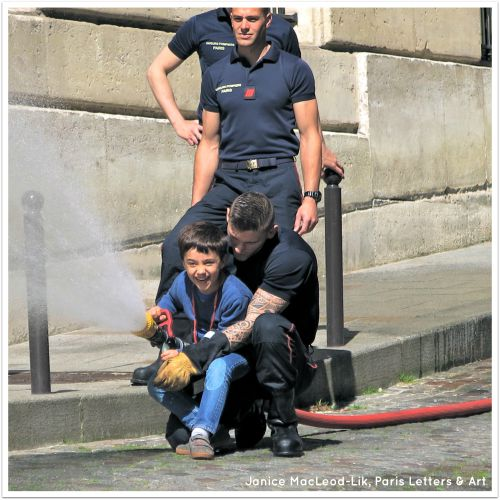 Paris Firemen