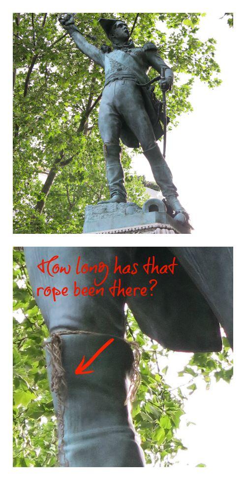 Statue Collage 1