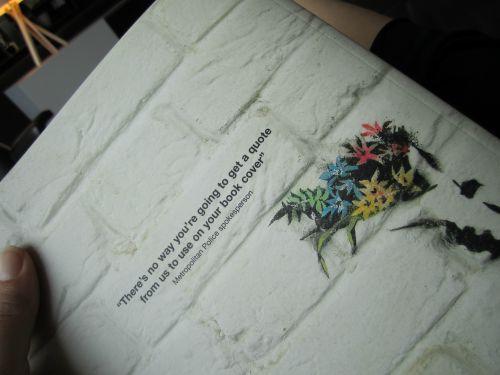 banksy back book cover sm