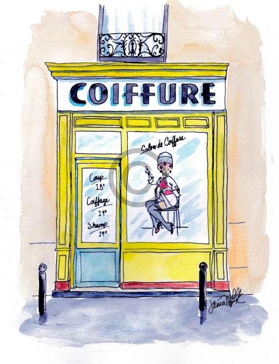 Coiffure Yellow Paris