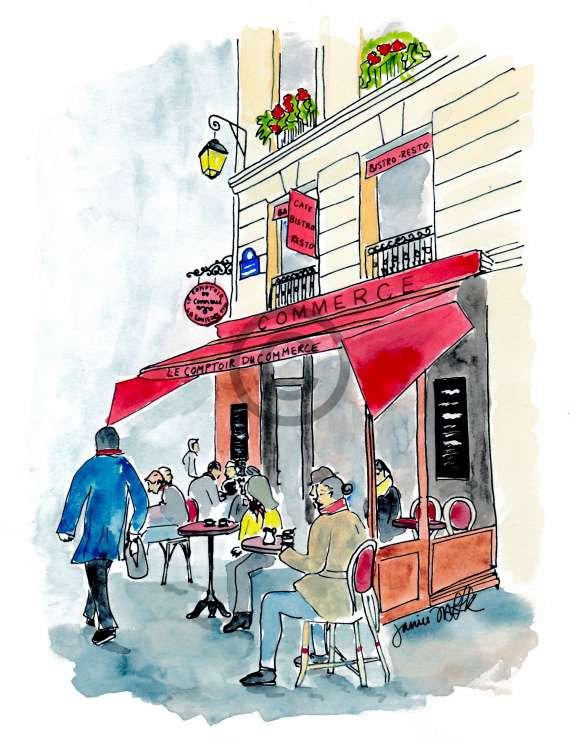 Le Commerce Paris