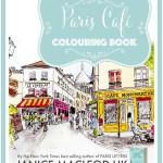 Paris Café Colouring Book and the art of permission