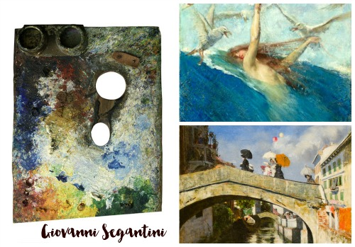 Segantini Collage