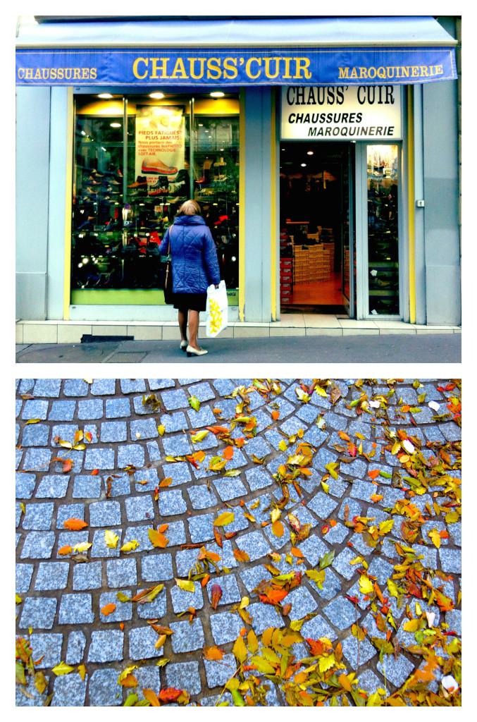 chausscuir Collage