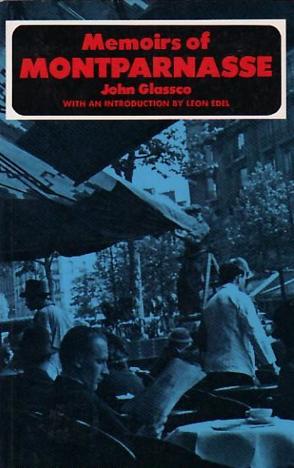 Glassco+Memoirs+of+Montparnasse+Viking