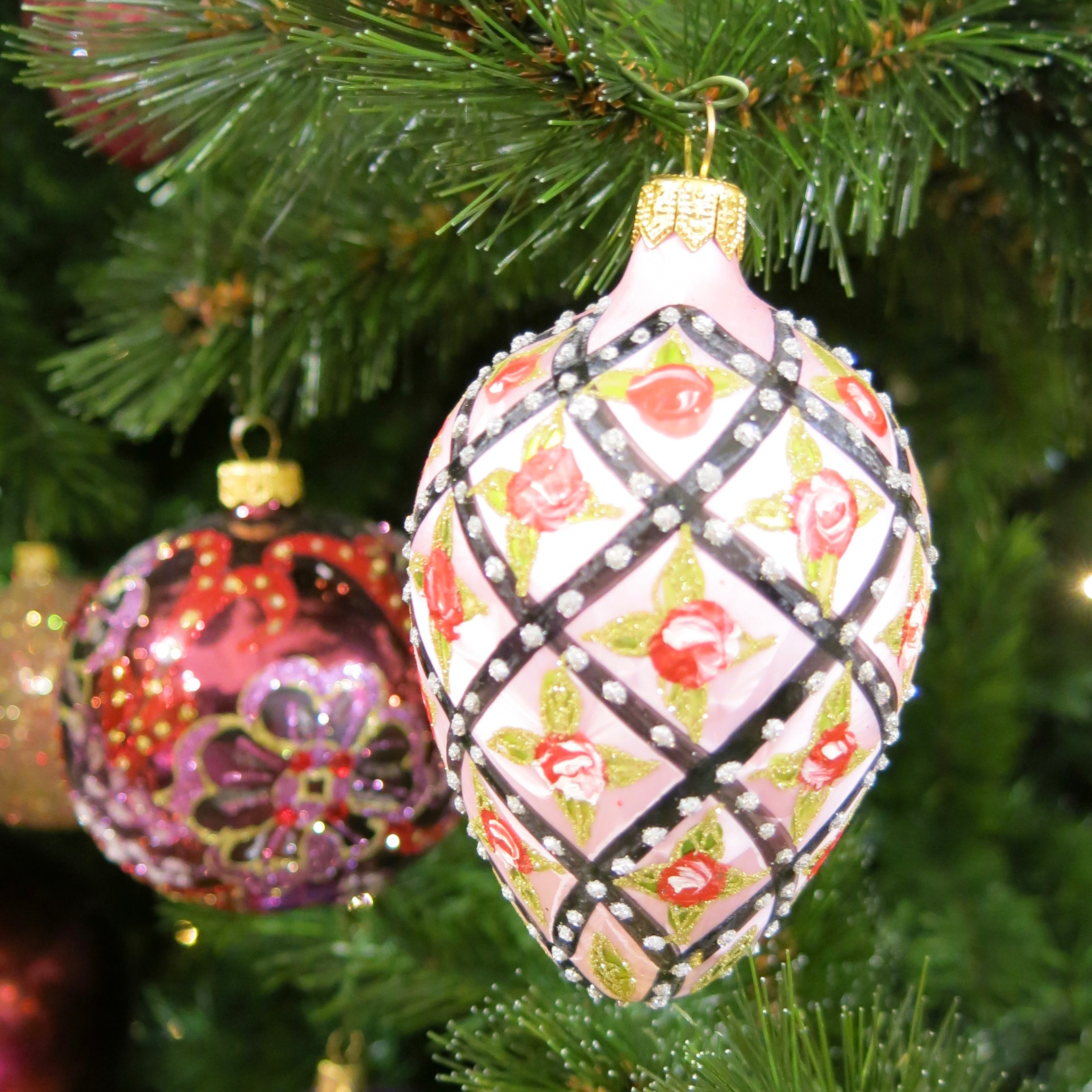 Paris Christmas Ornament.Janice Macleod Christmas Ornaments Of Paris