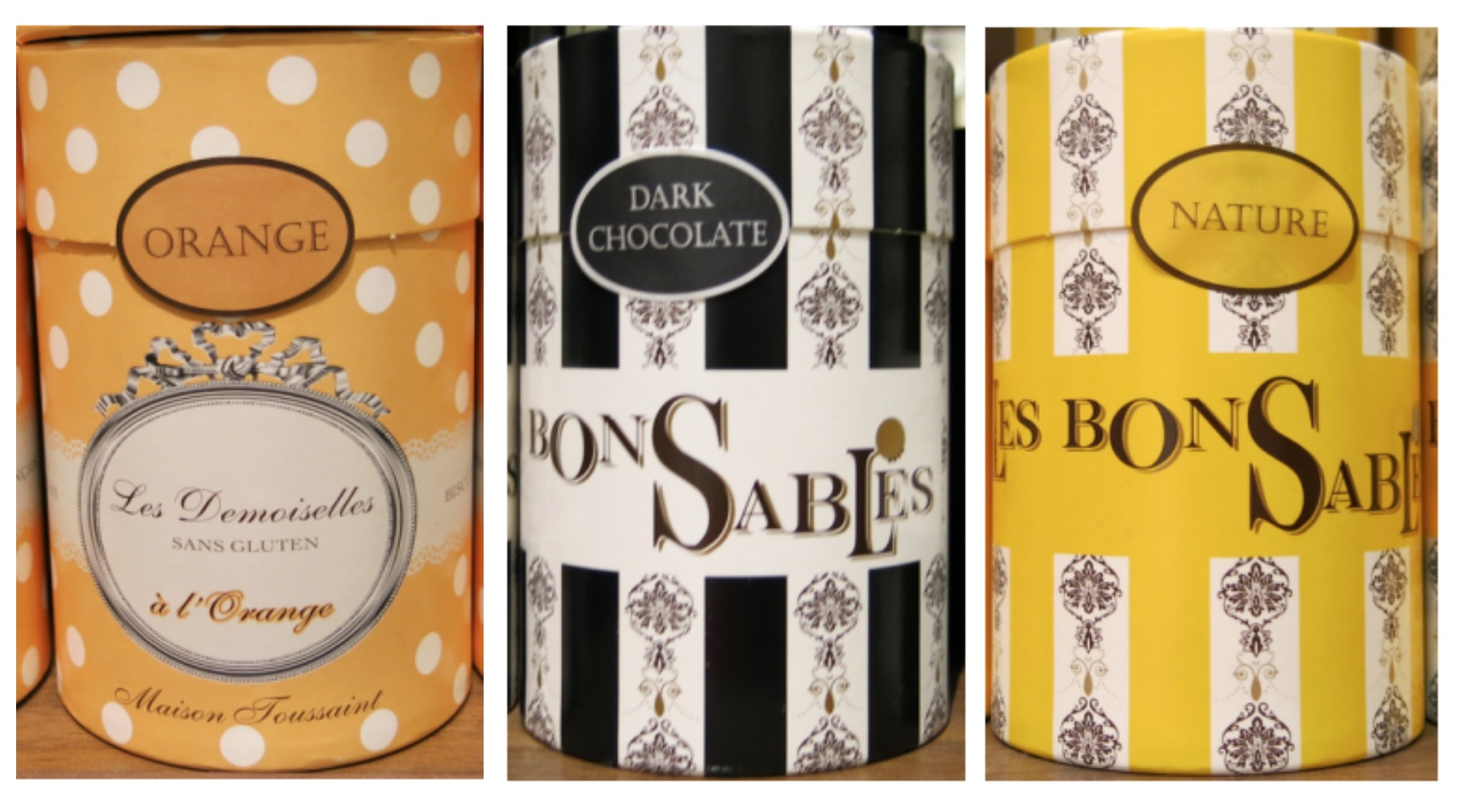 sables collage