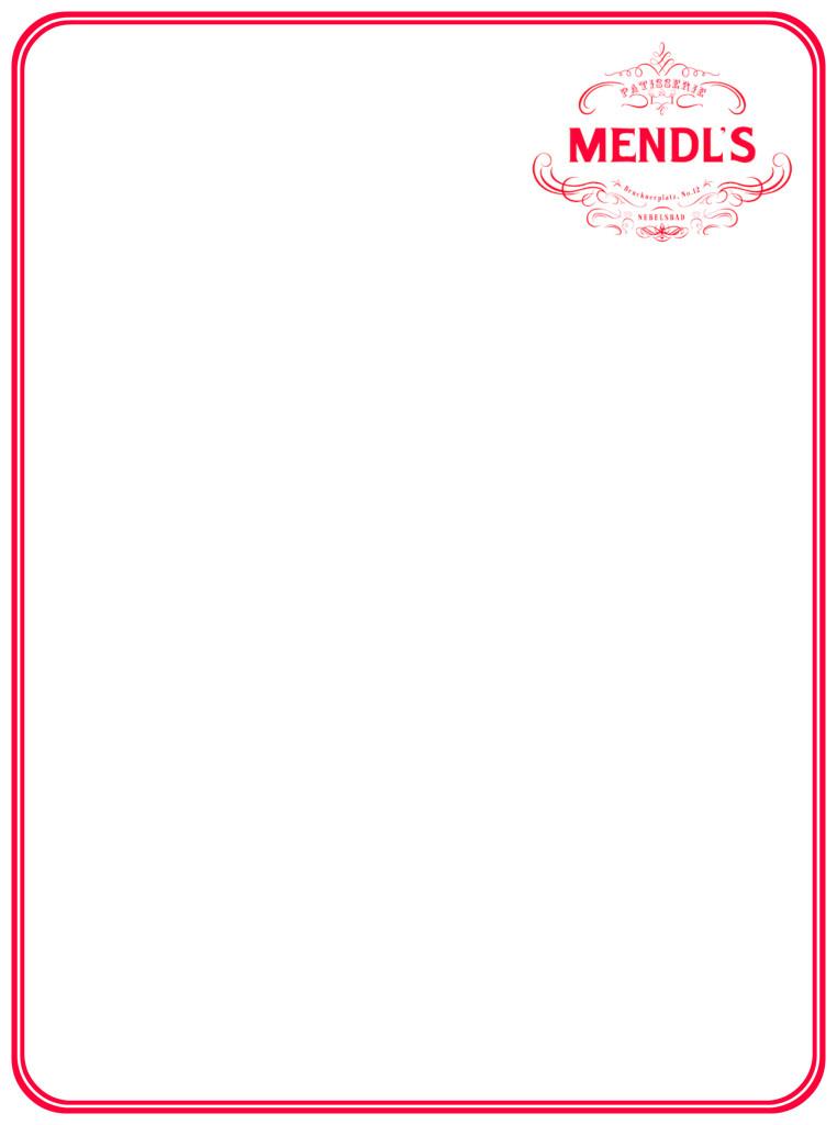 Mendl's stationery 7