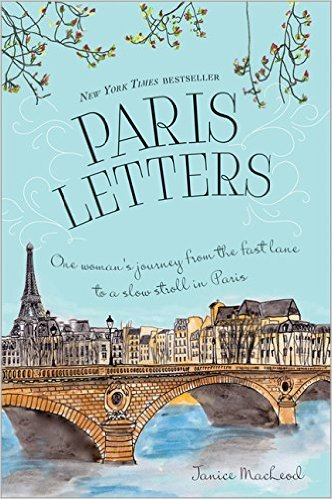 Paris Letters Book Cover