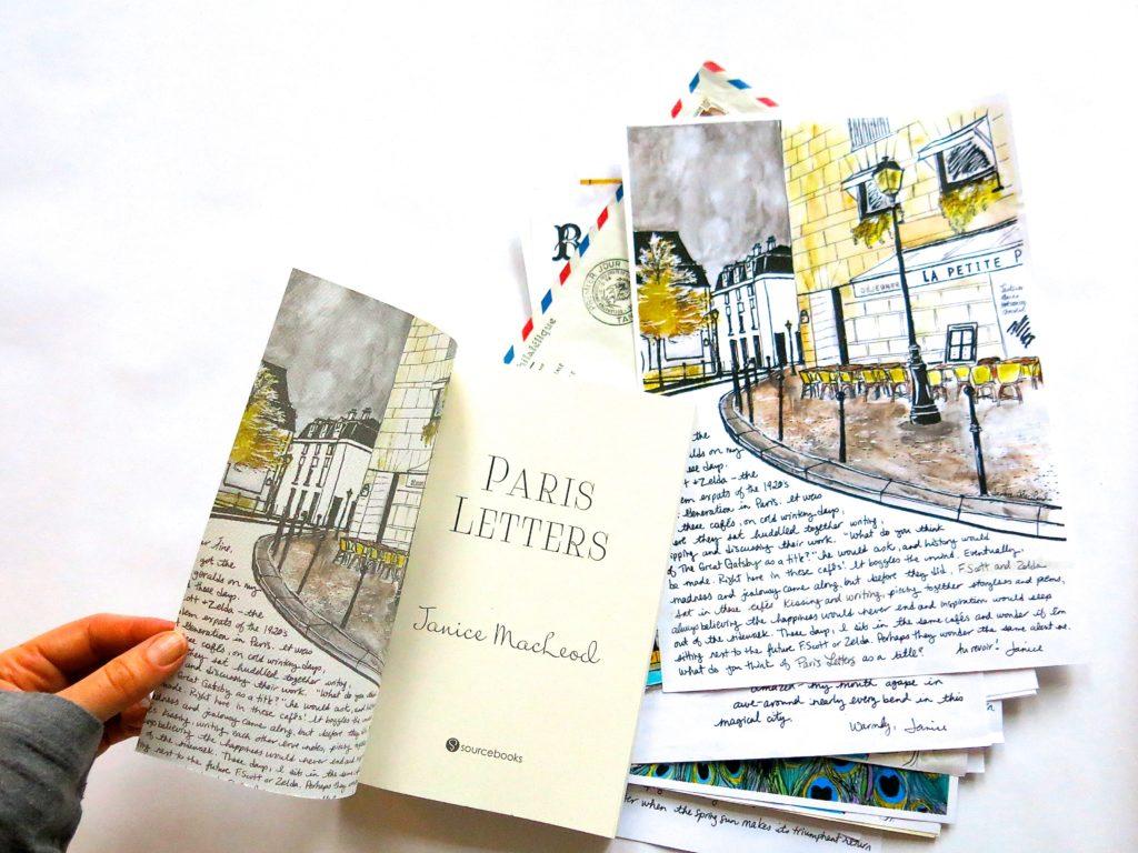 zelda-paris-letter-inside-book