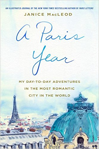 A paris year cover