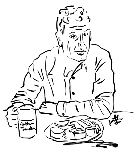 anthony bourdain janice macleod sketch sm