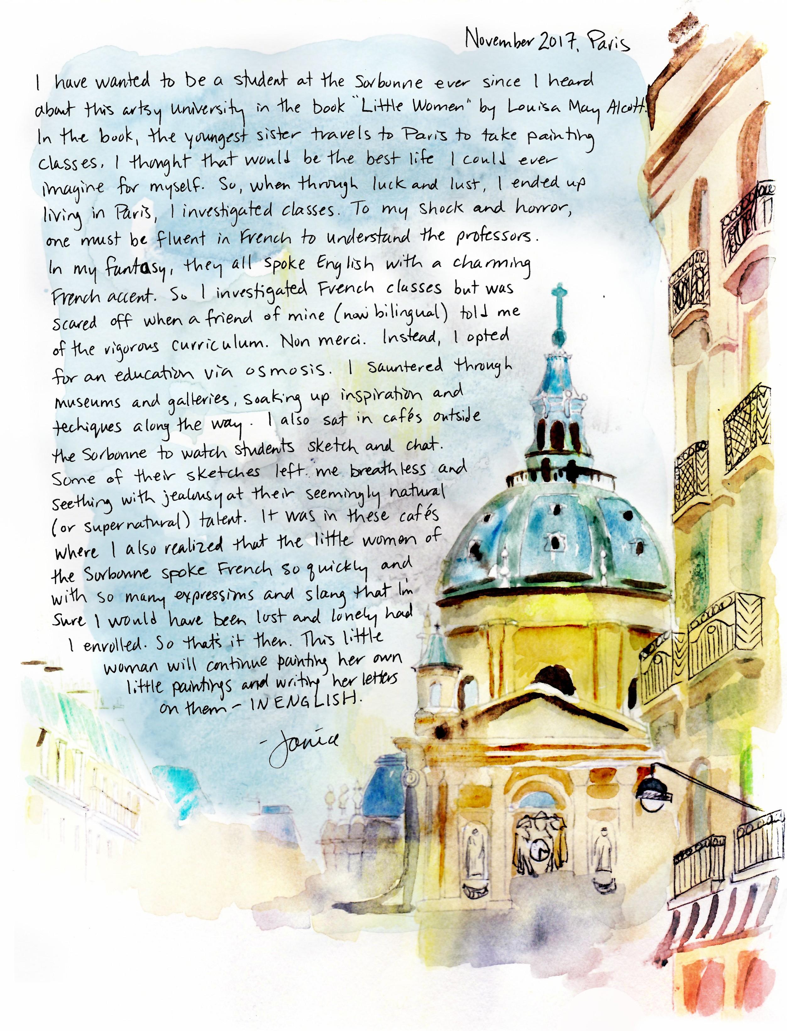 Paris Letter November 2017 Sorbonne FINAL(1)